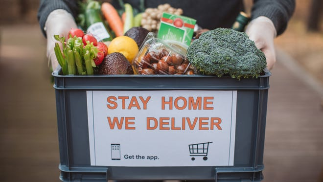 Quality Control In Online Grocery Delivery
