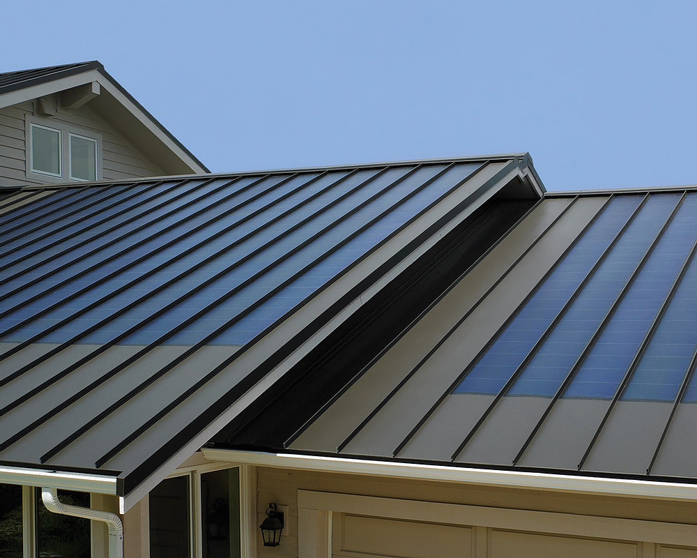 What is Metal Deck Roof?