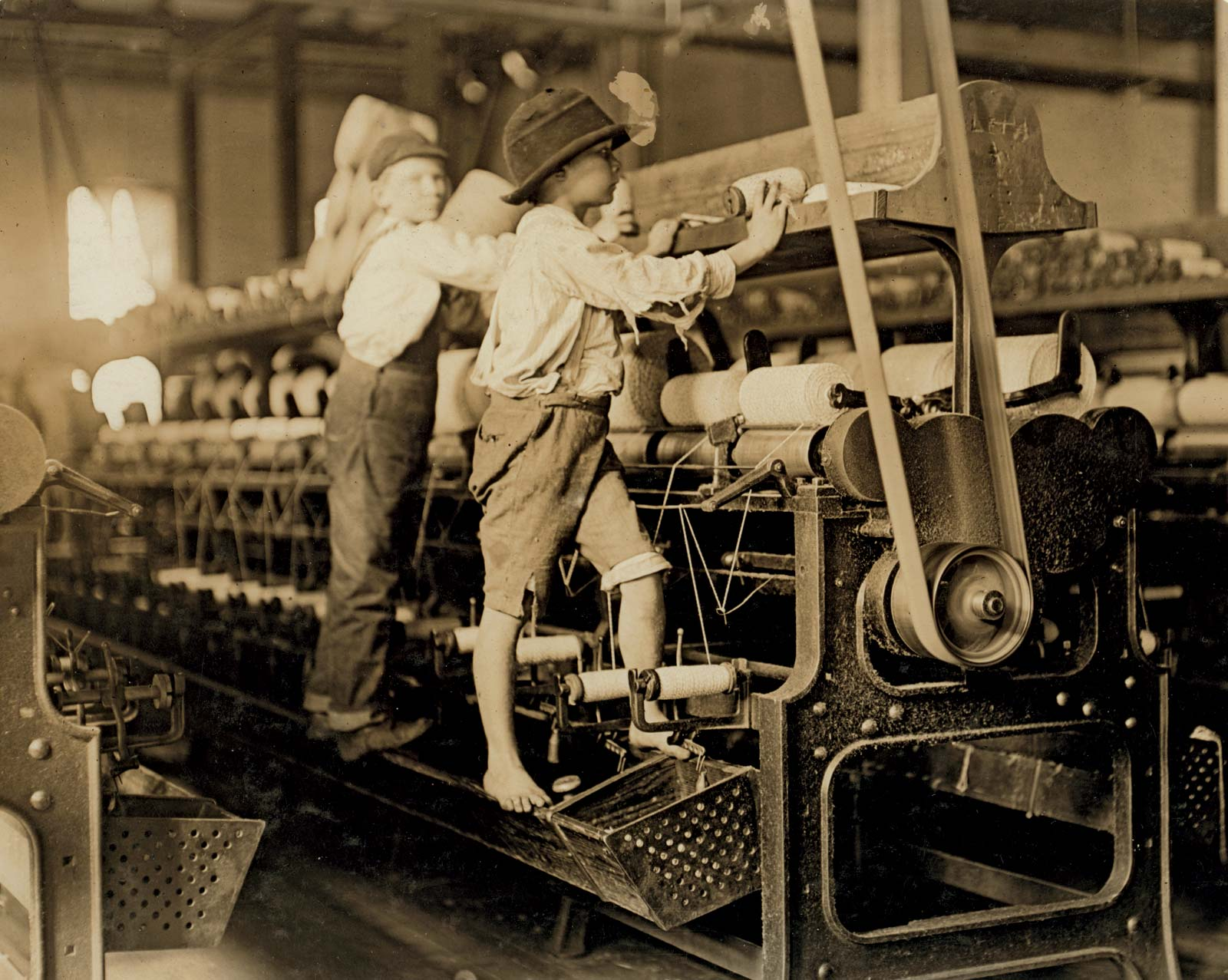 Why You Should Care For Workers Of The Industrial Scene
